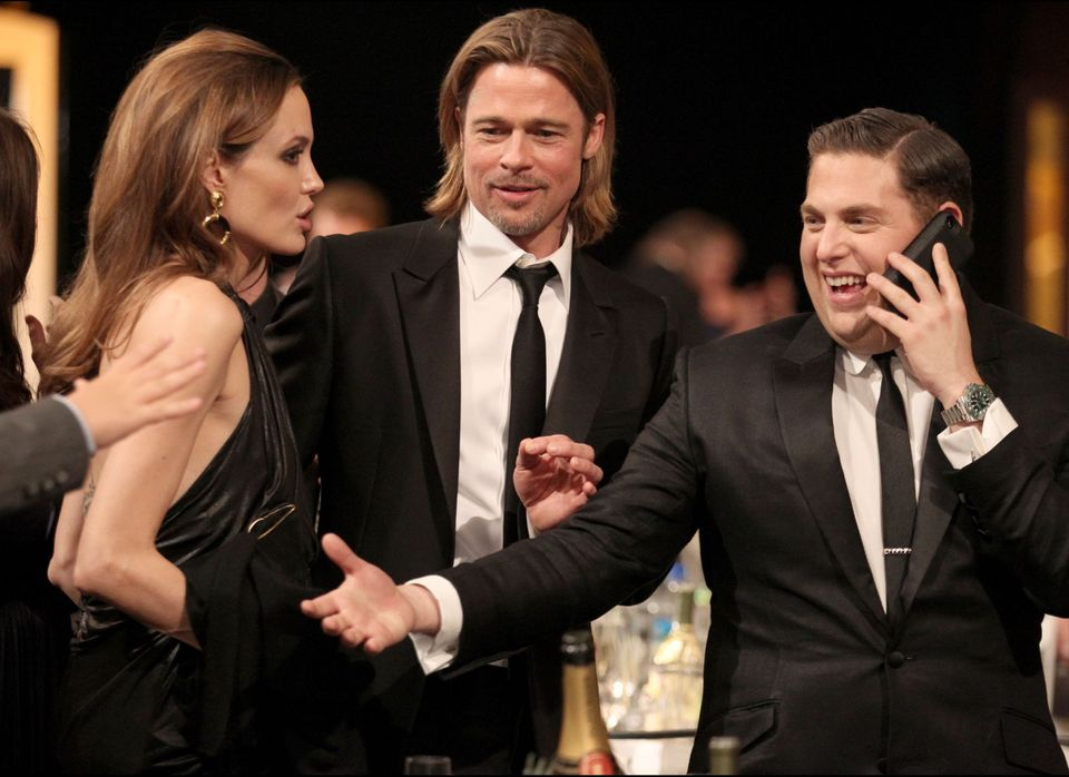 A behind the scenes look at the 2012 SAG Awards.