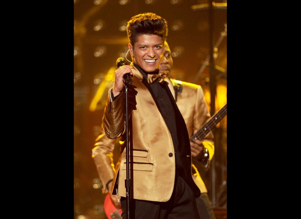The 54th Annual GRAMMY Awards - Performances
