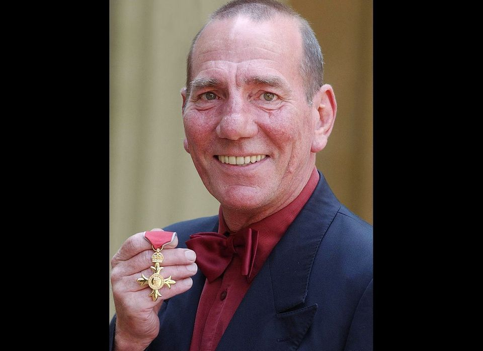 Pete Postlethwaite, actor, Feb. 16, 1946 - Jan. 2, 2011