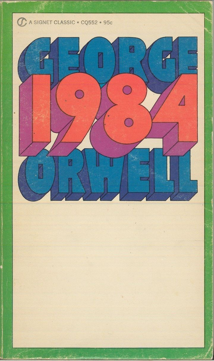 1984 Movie George Orwell Book Set For New Film Adaptation At