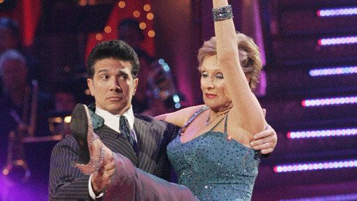 Cloris Leachman is Booted Off Dancing With the Stars After