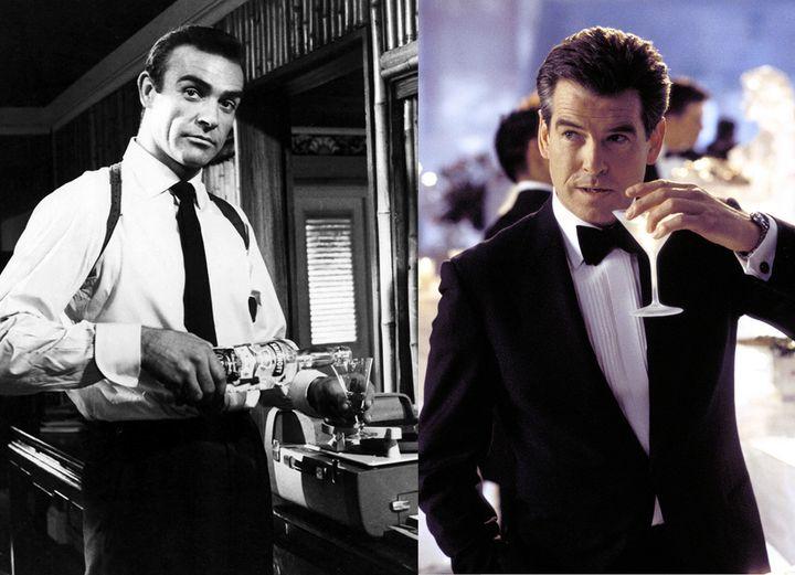 James Bond Brand Shaken Up Swigging Heineken In New Movie Skyfall