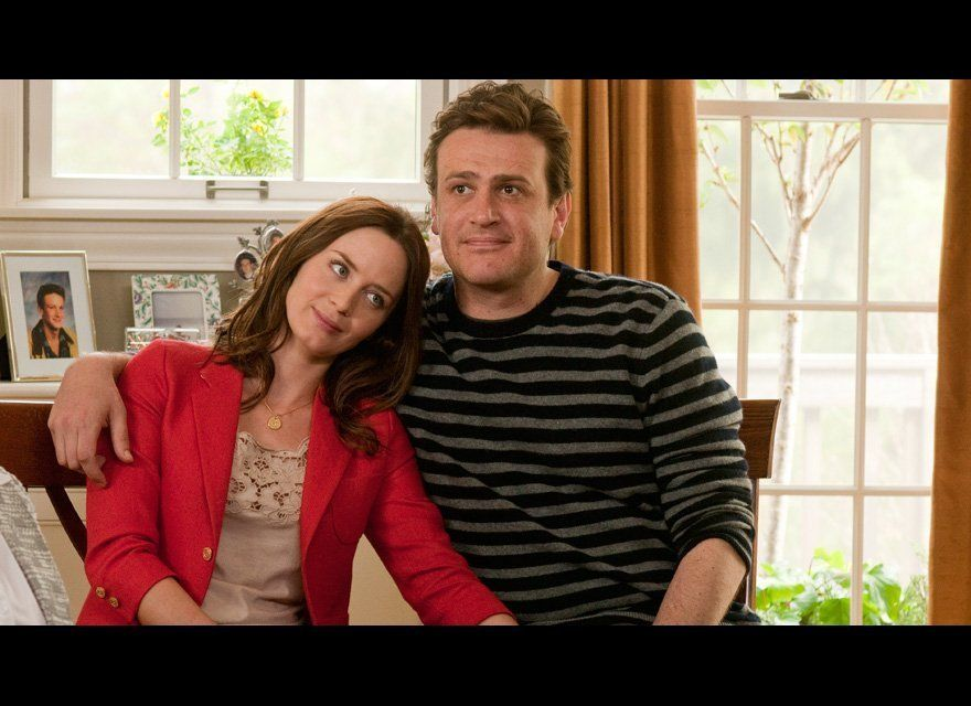 The 2012 Tribeca Film Festival kicks off with Jason Segel's latest romcom. Sure, it takes place in San Francisco and Michigan
