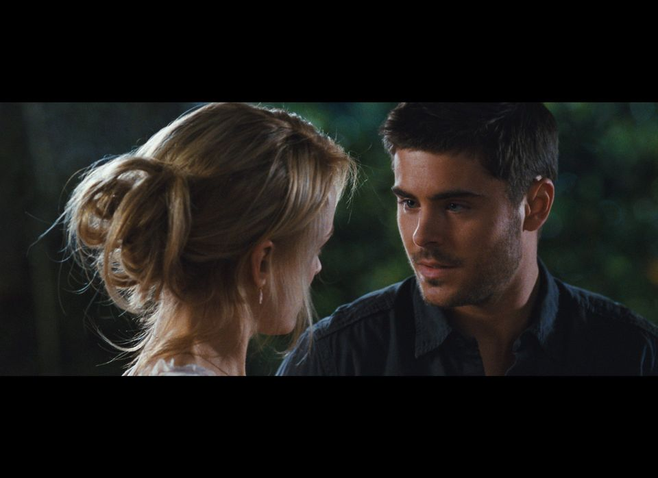 "Perhaps Nicholas Sparks' latest novel-turned-movie, ""The Lucky One,"" could have been better if the main protagonist -- played"