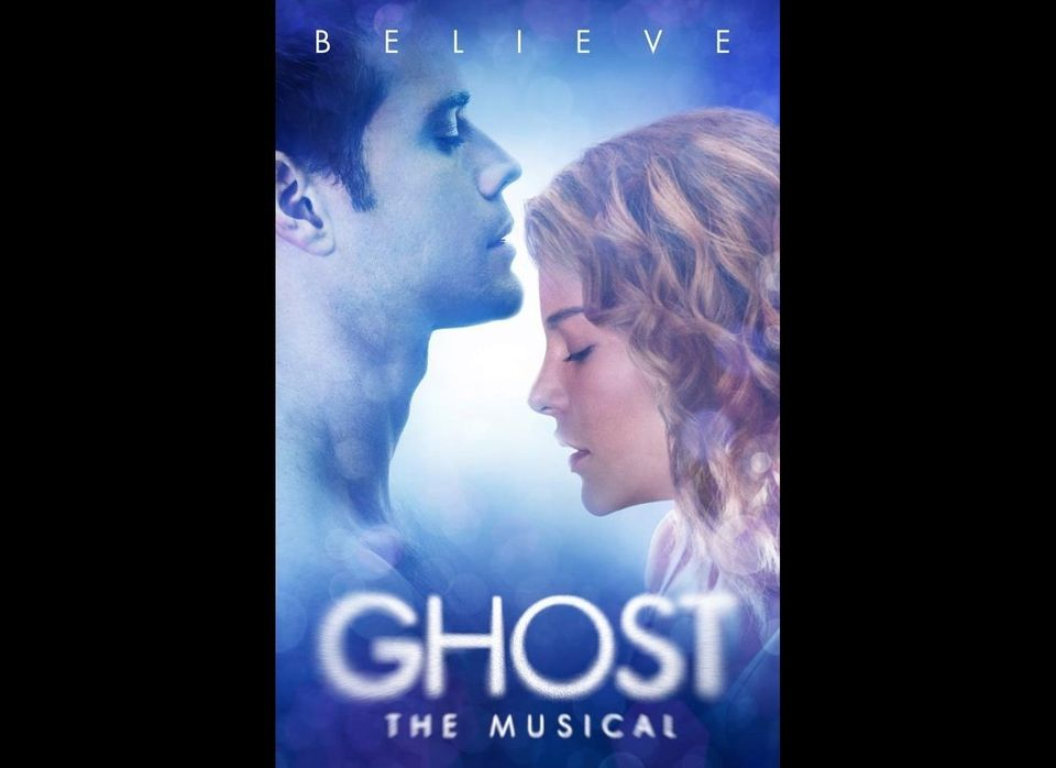 """Ghost,"" based off the 1990 film starring Demi Moore and the late Patrick Swayze, follows a young couple -- Sam and Molly --"