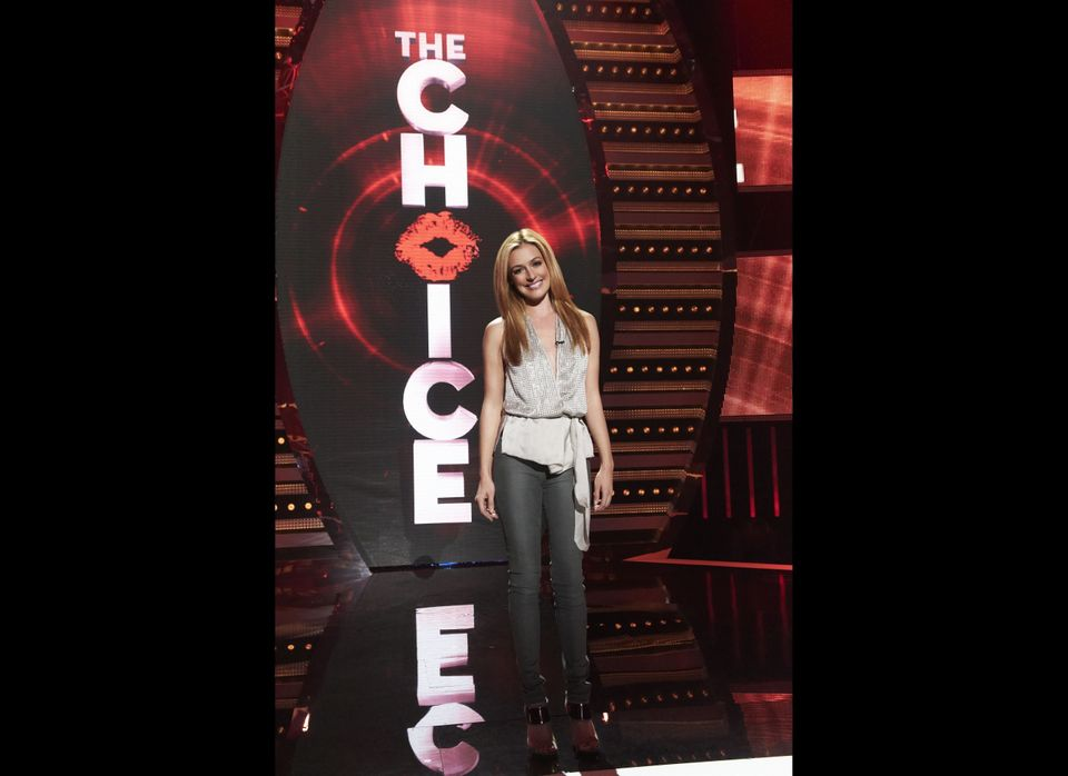"""The Voice"" - ""American Idol"" + ""The Dating Game"" = ""The Choice""