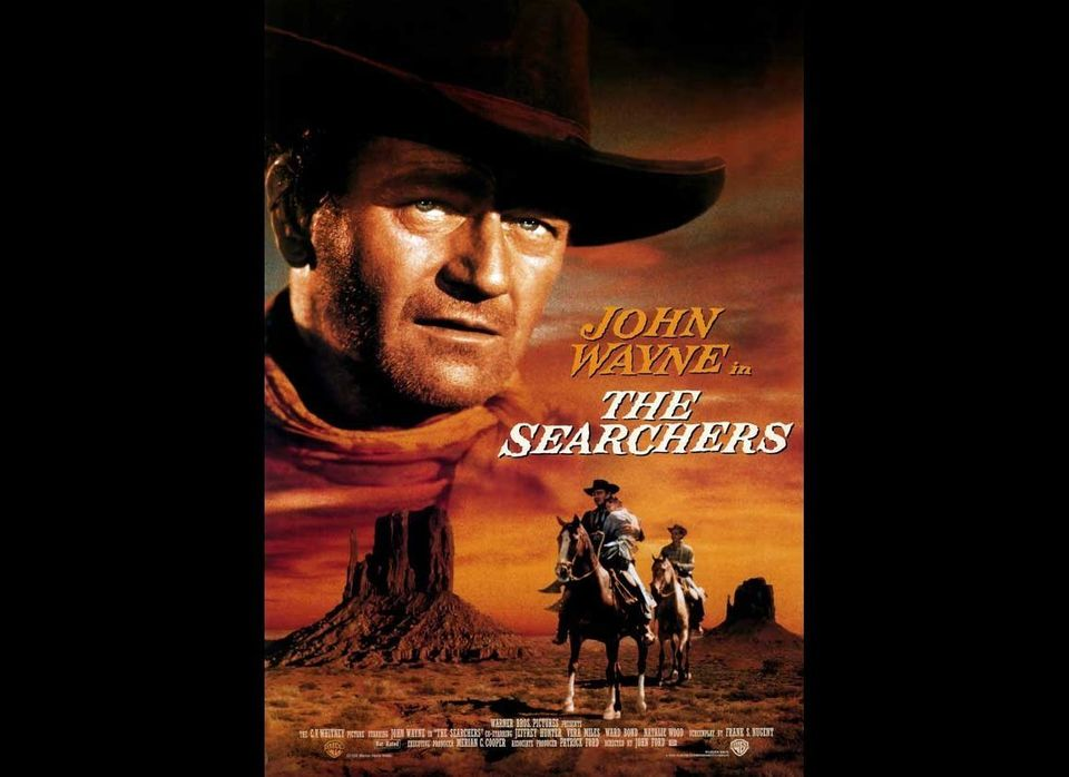 "You can't really have Father's Day without a John Wayne movie, so why not pop in ""The Searchers""? Sure, it's much darker than"