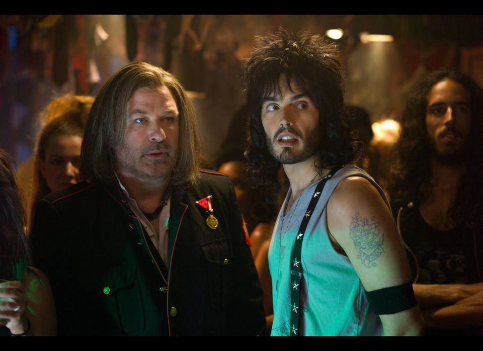 """There seem to be two camps forming when it comes to """"Rock of Ages"""": one which found the musical film to be a cheesy -- if ove"""