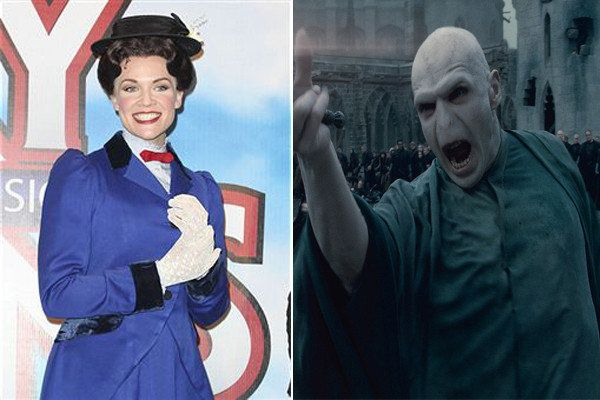 London Olympics: Voldemort, Mary Poppins Have An Epic