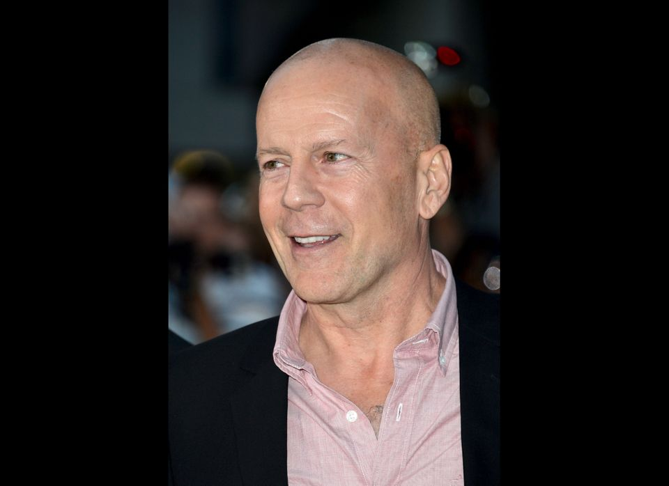 TORONTO, ON - SEPTEMBER 06:  Actor Bruce Willis attends the 'Looper' opening night gala premiere during the 2012 Toronto Inte