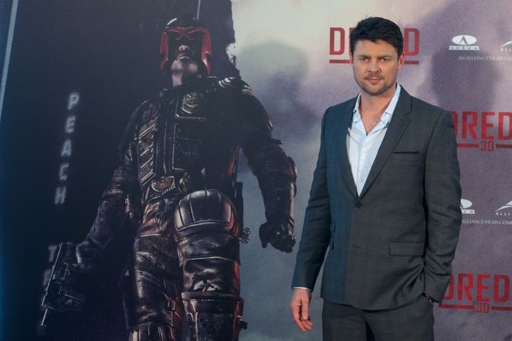 MADRID, SPAIN - SEPTEMBER 03:  Actor Karl Urban attends 'Dredd' photocall at Hotel ME on September 3, 2012 in Madrid, Spain.