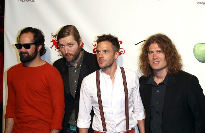 The Killers Look to Classic Rock Artists for Inspiration on