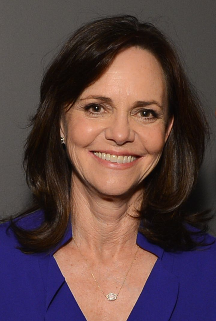NEW YORK, NY - OCTOBER 08:  Actress Sally Field attends NYFF 50th Anniversary surprise screening of Lincoln at Alice Tully Ha