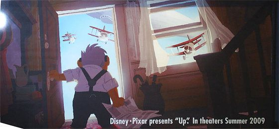 In Pixar S Up Two Chairs Mean The World Spoilers Huffpost