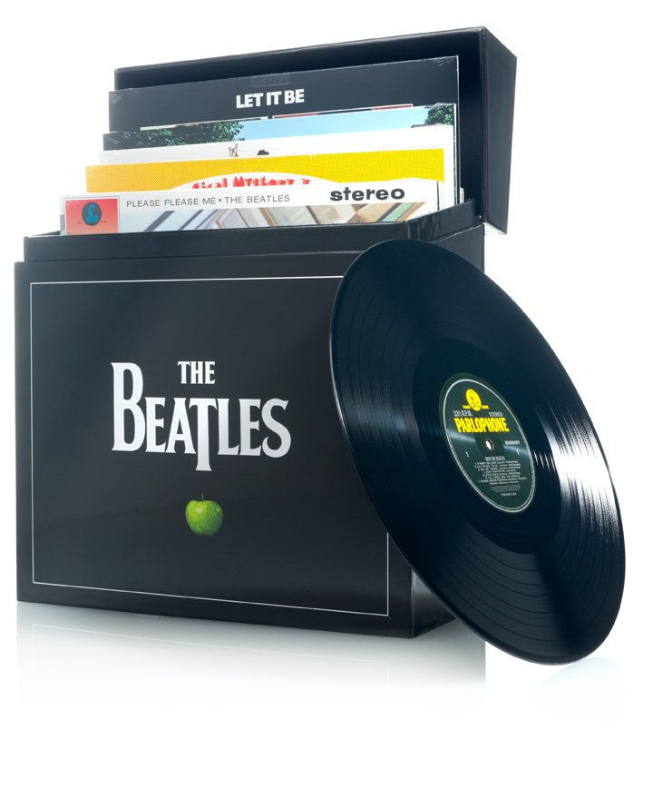 Beatlemania turned 50 this year, and it's just as strong as ever. This collection is a must-have for any true fan of the Fab