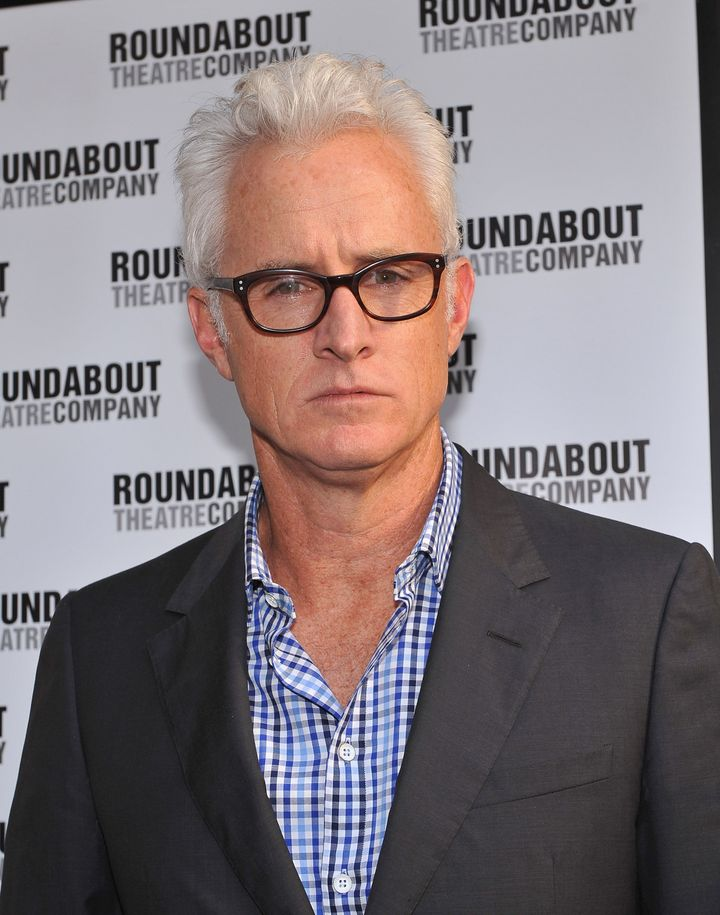 NEW YORK, NY - JUNE 14:  Actor John Slattery attends 'Harvey' Broadway Opening Night Performance  at Roundabout Theatre Compa