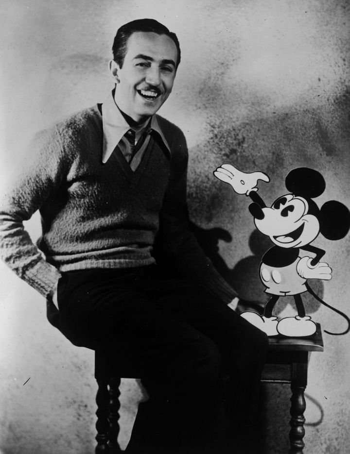 Walt Disney S Birthday Legendary Filmmaker Would Be 111 Huffpost