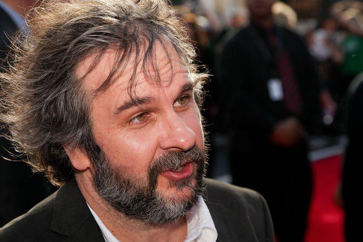 WELLINGTON, NEW ZEALAND - NOVEMBER 28:  Director Sir Peter Jackson arrives at the 'The Hobbit: An Unexpected Journey' World P