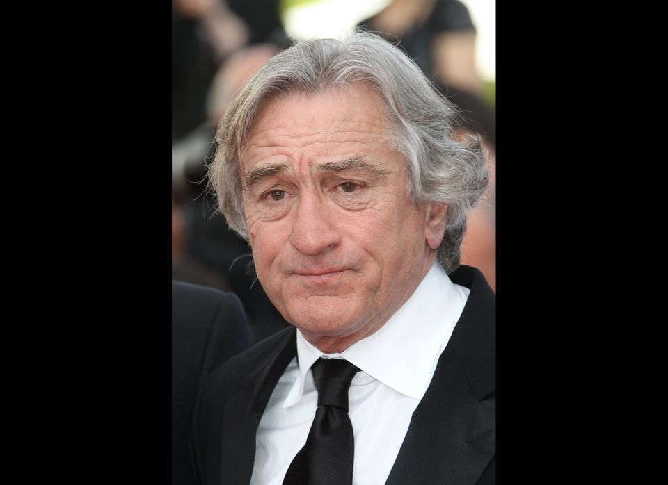 """Are you talkin to me?"" Robert De Niro often plays a gun-wielding fast-talker, <a href=""http://www.nydailynews.com/new-york/l"