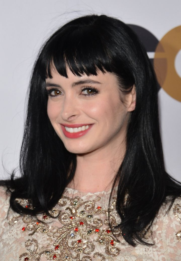 Krysten Ritter In Fifty Shades Of Grey Will Actress Play