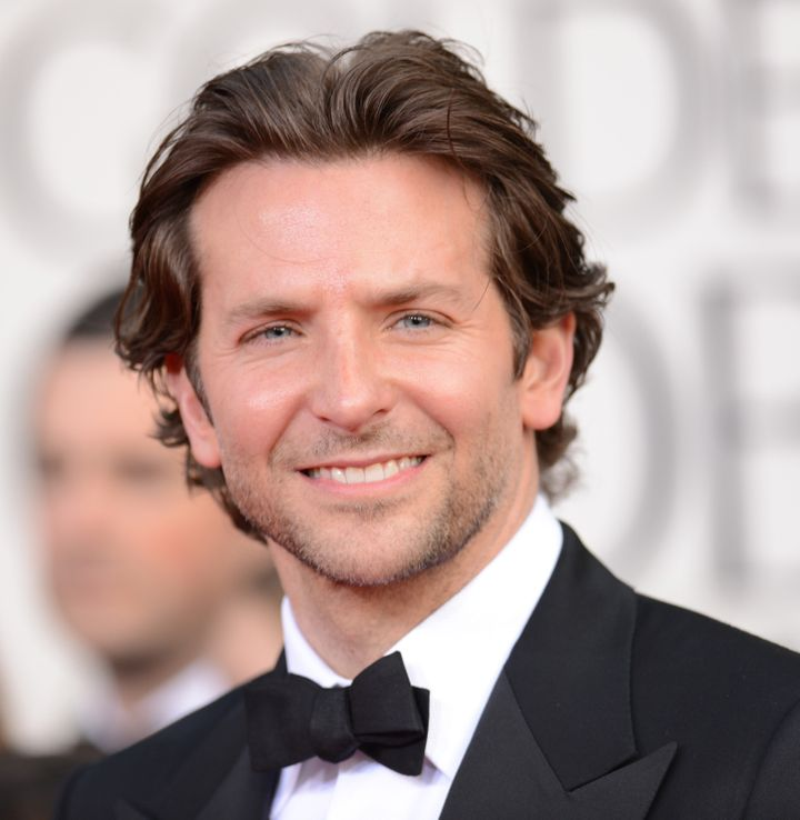 BEVERLY HILLS, CA - JANUARY 13:  Actor Bradley Cooper arrives at the 70th Annual Golden Globe Awards held at The Beverly Hilt