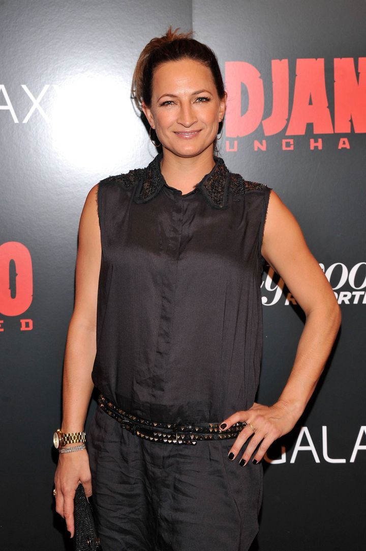 NEW YORK, NY - DECEMBER 11:  Zoe Bell attends a screening of 'Django Unchained' hosted by The Weinstein Company with The Holl