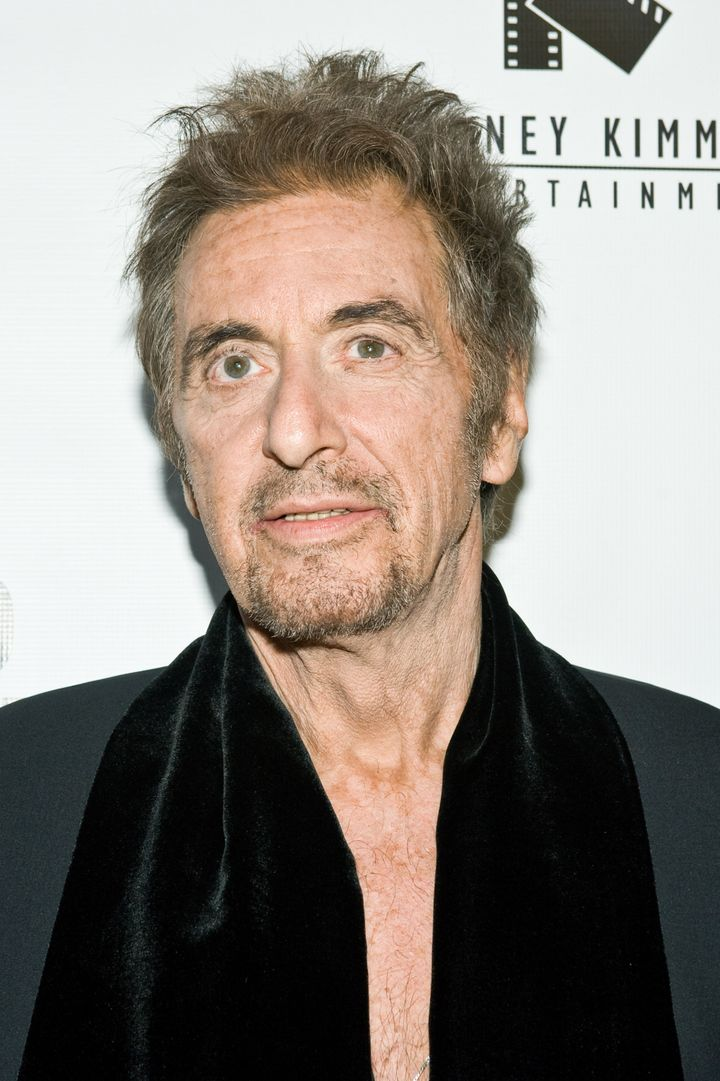 CHICAGO, IL - OCTOBER 11:  Al Pacino attends the 'Stand Up Guys' premiere during the opening night of the 48th Chicago Intern