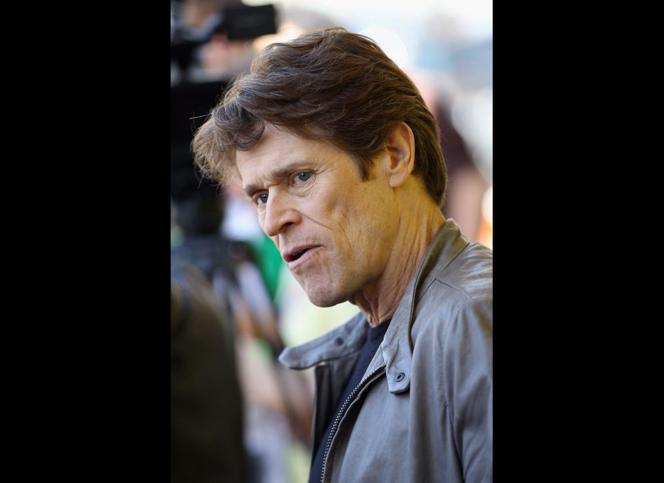AUSTIN, TX - MARCH 11:  Actor Willem Dafoe attends 'The Hunter Red' Carpet Arrivals during the 2012 SXSW Music, Film   Intera