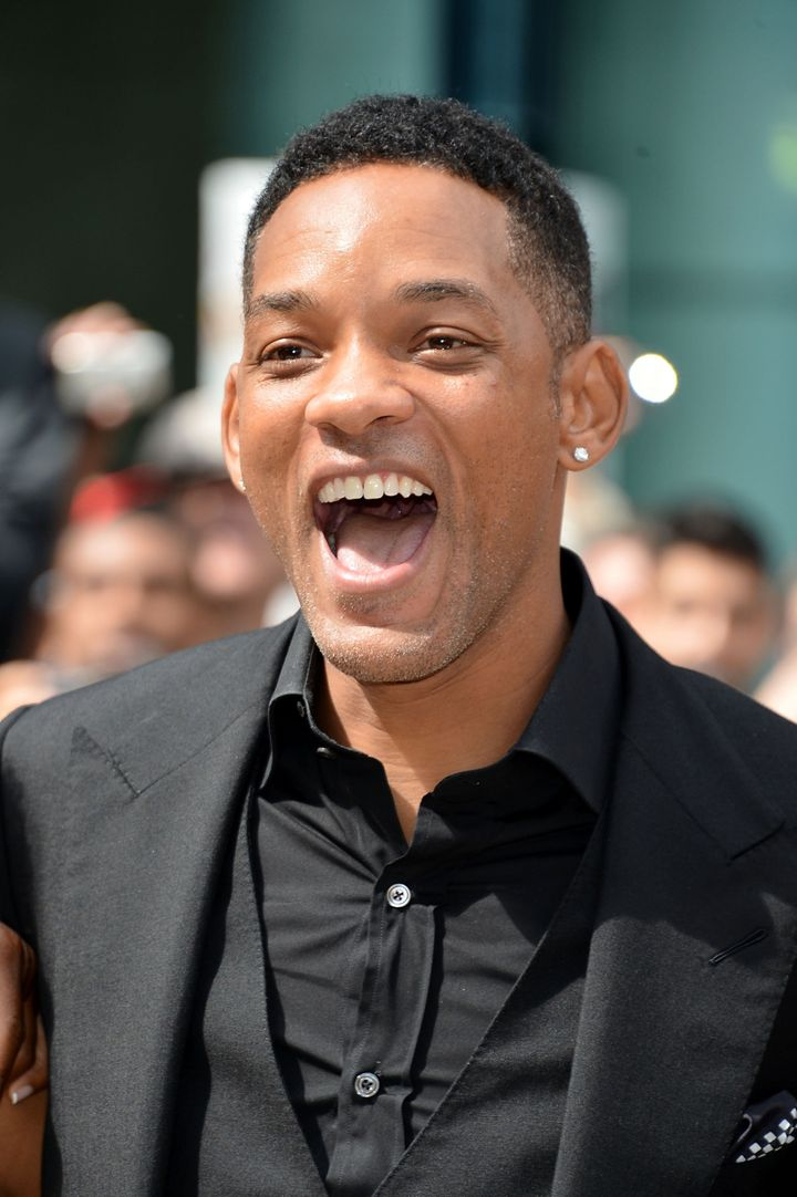 TORONTO, ON - SEPTEMBER 09:  Producer/Actor Will Smith attends the 'Free Angela & All Political Prisoners' premiere during th