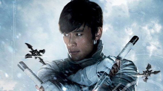 Lee Byung-hun, Storm Shadow In 'G I  Joe: Retaliation' Star, On