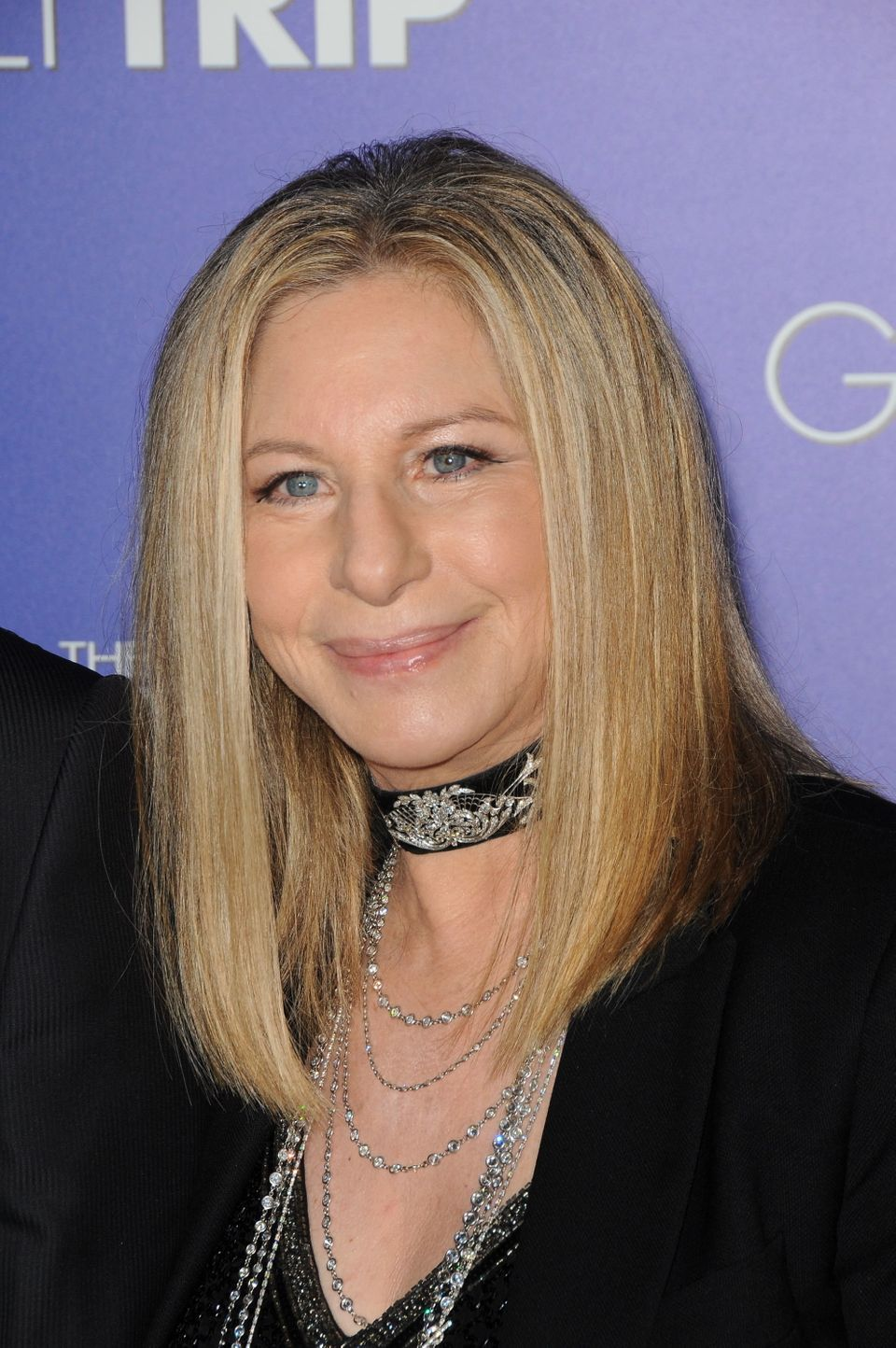 Streisand began using teleprompters in 1976 after forgetting the lyrics to a song during a concert in Central Park. She stopp