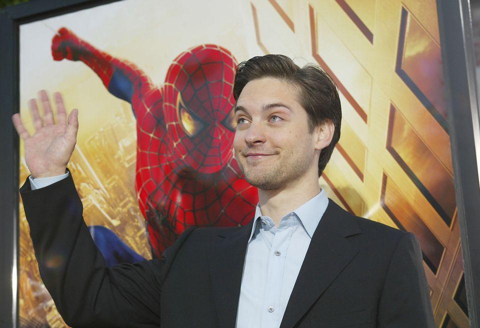 """""""Spider-Man,"""" 2002"""