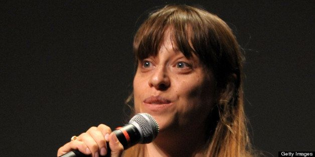 TORONTO, ON - SEPTEMBER 11:  Director Alice Winocour attends the 'Augustine' Premiere during the 2012 Toronto International F