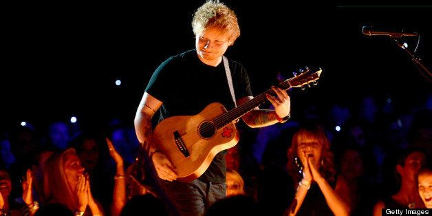 Ed Sheeran On Writing His New Album In 'A Couple Of Weeks' And Why
