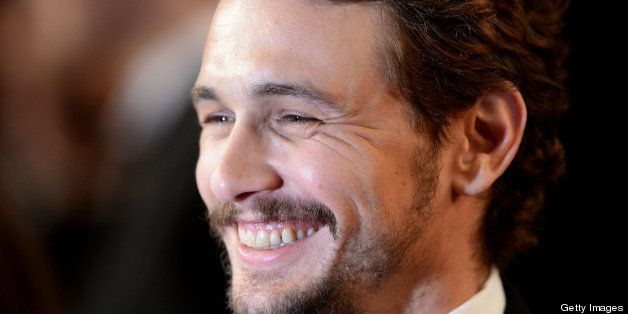 CANNES, FRANCE - MAY 20:  Director James Franco attends the 'As I Lay Dying' Premiere during the 66th Annual Camnes Film Fest