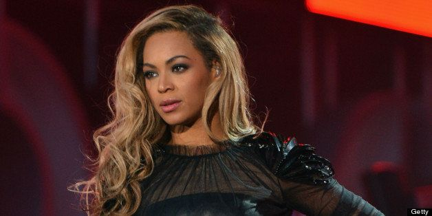 LONDON, ENGLAND - JUNE 01:  (EXCLUSIVE COVERAGE. HIGHER RATES APPLY) Beyonce performs on stage at the 'Chime For Change: The