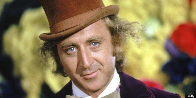 American actor Gene Wilder as Willy Wonka in 'Willy Wonka & The Chocolate Factory', directed by Mel Stuart, 1971. (Photo by S