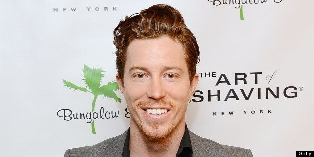 WEST HOLLYWOOD, CA - FEBRUARY 20:  Professional skateboarder Shaun White attends the The Art of Shaving And Bungalow 8 Pre-Os