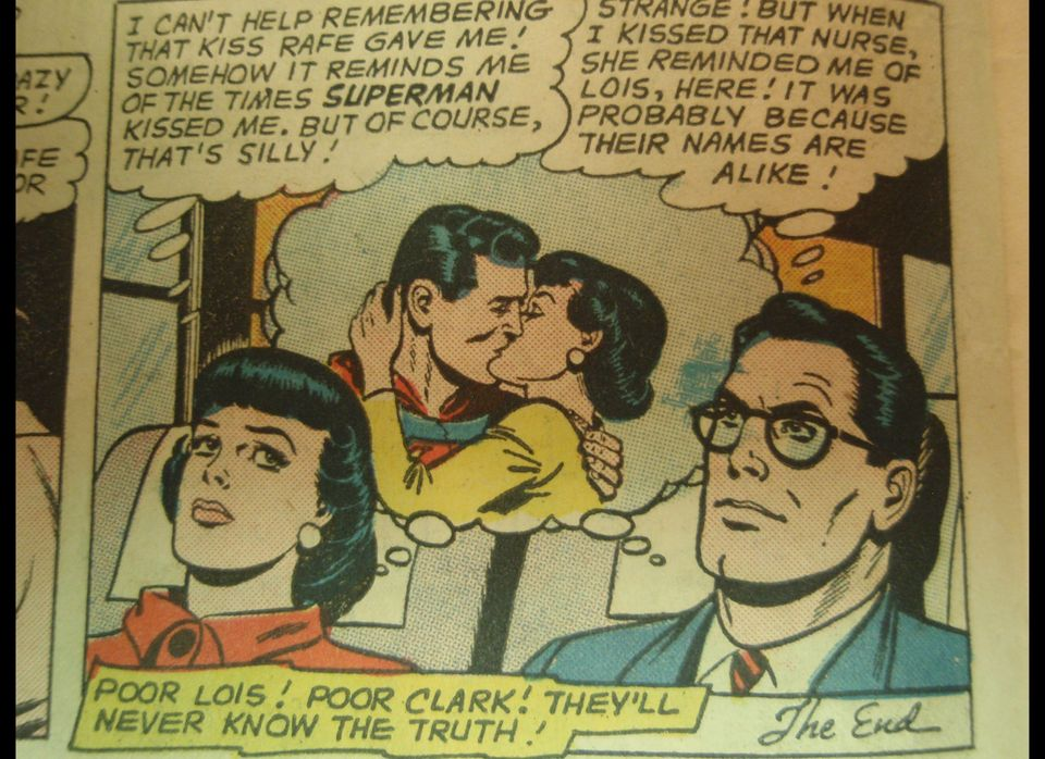 In one of the most inspired <em>Superman</em> comic-book stories ever written, published back in 1942, Clark Kent and Lois La
