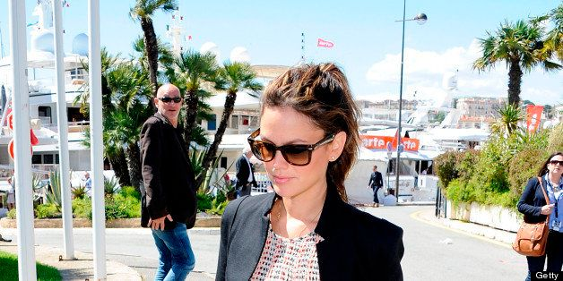 CANNES, FRANCE - MAY 20:  Rachel Bilson is seen The 66th Annual Cannes Film Festival on May 20, 2013 in Cannes, France.  (Pho