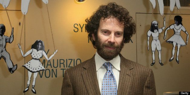 LONDON, ENGLAND - MAY 11:  Director Charlie Kaufman attends the UK premiere of 'Synecdoche New York' at Curzon Soho on May 11