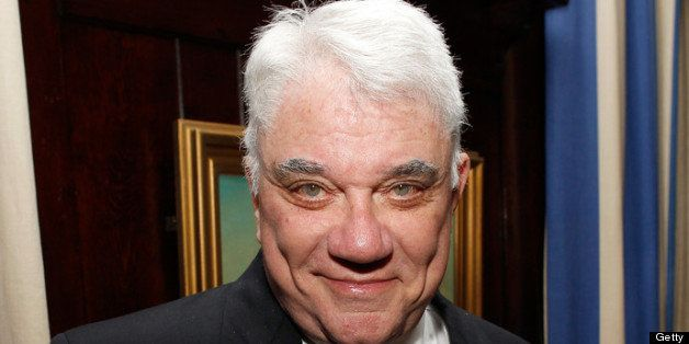 NEW YORK, NY - OCTOBER 27:  Rex Reed attends the 'Double Life' book release party at the 21 Club on October 27, 2011 in New Y