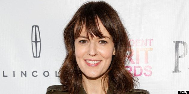 WEST HOLLYWOOD, CA - JANUARY 12:  Actress Rosemarie DeWitt attends the 2013 Film Independent Filmmaker Grant And Spirit Award