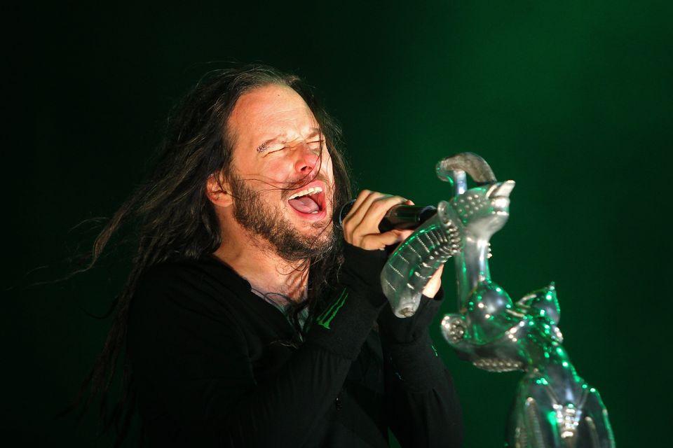 Korn's 'The Paradigm Shift' Album Serves As A Reunion For