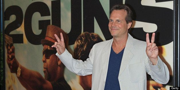 NEW YORK, NY - JULY 29:  Actor Bill Paxton attends the '2 Guns' New York Premiere at SVA Theater on July 29, 2013 in New York
