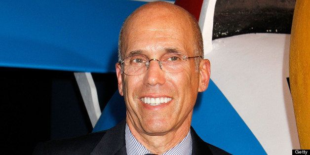 NEW YORK, NY - JULY 09:  Jeffrey Katzenberg attends the 'Turbo' premiere at AMC Loews Lincoln Square on July 9, 2013 in New Y