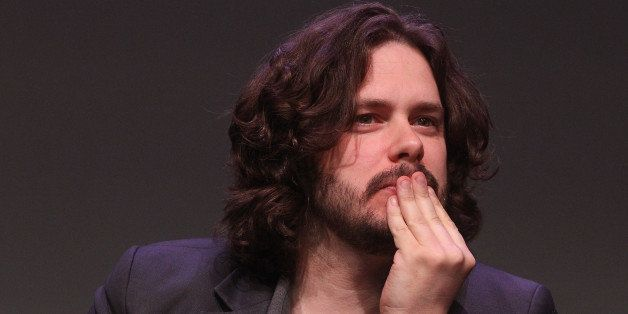 NEW YORK, NY - AUGUST 15:  Director Edgar Wright attends Meet The Filmmakers: 'The World's End' at Apple Store Soho on August