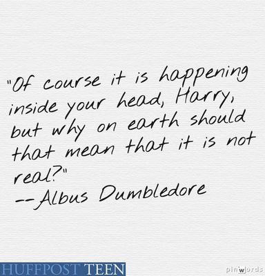 Harry Potter Quotes 10 Comforting Words Of Wisdom From