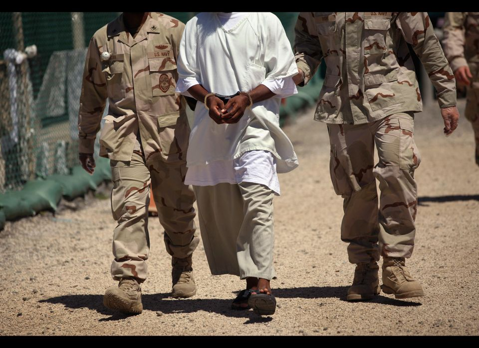 "As the <em>New York Times </em><a href=""http://www.nytimes.com/2011/04/25/world/guantanamo-files-lives-in-an-american-limbo.h"