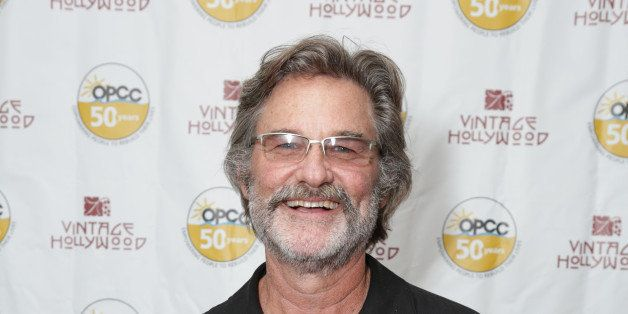 BEVERLY HILLS, CA - JUNE 08:  Actor Kurt Russell attends the Vintage Hollywood Fundraiser for Ocean Park Community Center at
